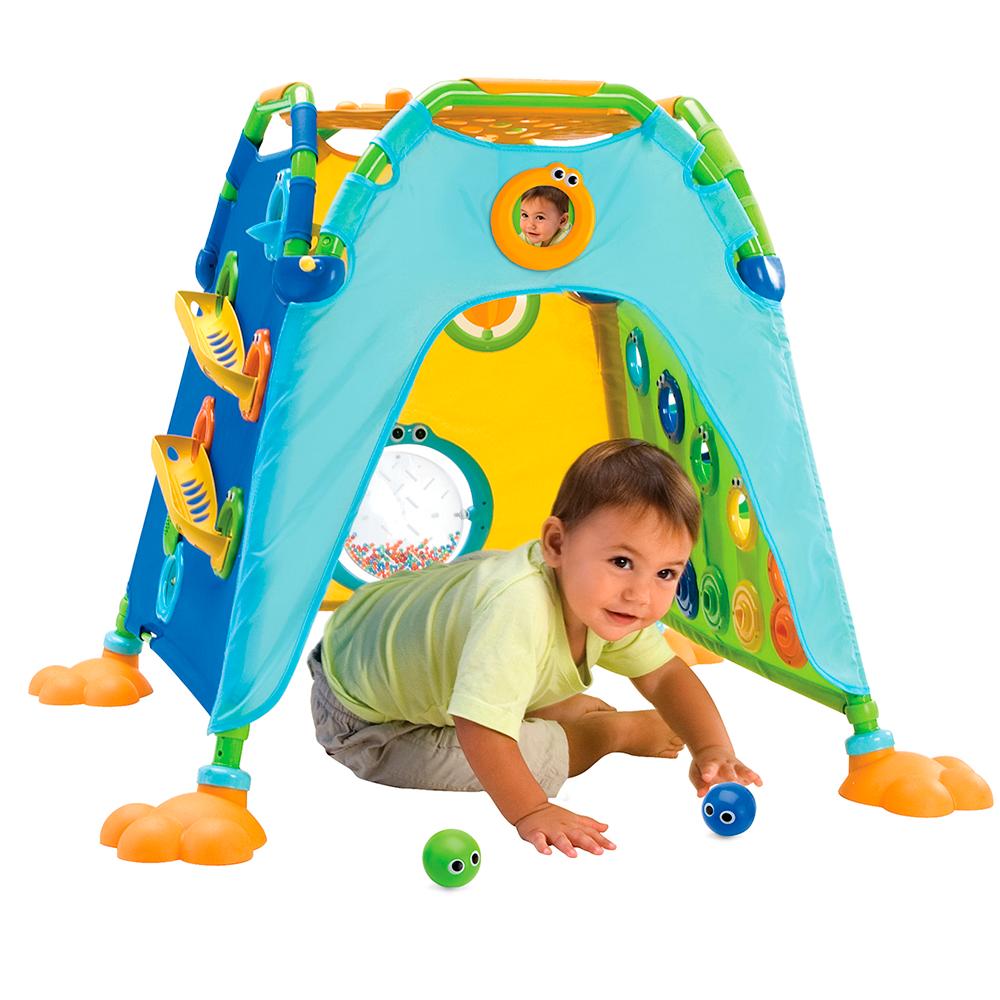 Игровая палатка Домик Открытий