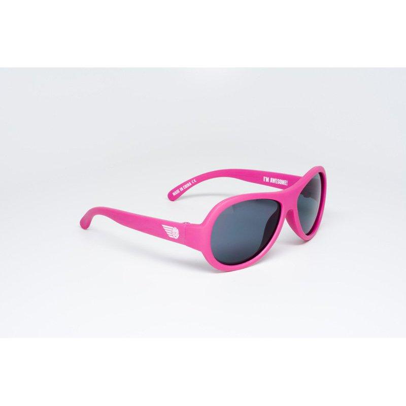 Солнцезащитные очки для детей Babiators — Поп-звезда (розовые)