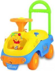 Машинка-толкатель «Винни Пух»